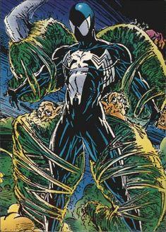 Marvel Heroes, Marvel Comics, Spectacular Spider Man, Black Spider, Spider Verse, Amazing Spiderman, Spiders, Power Rangers, Marvel Universe