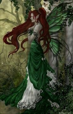 The Green Fairy .....