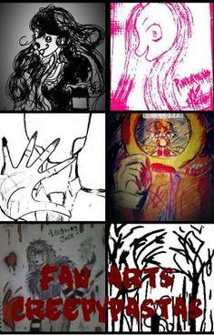 #wattpad #de-todo Aqui dibujos hacho  durante mucho tiempo , era peque :'3 , también para recordar mi carpeta de creepypatas que jamas encontré y perdí :'v que en paz descanse. Les dejare un link para seguir mas de mis dibus. Derviant Art:  http://ms-circus.deviantart.com/