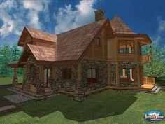 Unique Log Cabin Anderson Custom Homes Log Home Cabin