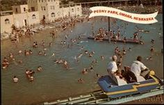 Peony Park pool, Omaha