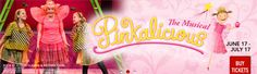 DALLAS, TX-PINKALICIOUS-DALLAS CHILDREN'S THEATER
