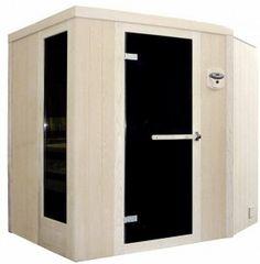 Sauna finlandese modello View by Emoplast   http://www.emoplastsaune.com/saune-finlandesi/saune-di-serie/