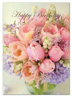 Happy Birthday Bouquet of Flowers! * Happy Birthday Bouquet of Flowers! Happy Birthday Flowers Wishes, Happy Birthday Bouquet, Birthday Wishes Cake, Flower Birthday Cards, Happy Birthday Wishes Cards, Happy Birthday Celebration, Birthday Blessings, Happy Belated Birthday, Happy Birthday Pictures