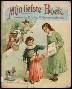 Dutch children's book cover