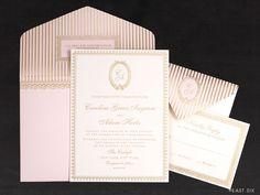 Wedding Invitations New York   Wedding Invitations Manhattan   Wedding Invitation New York City