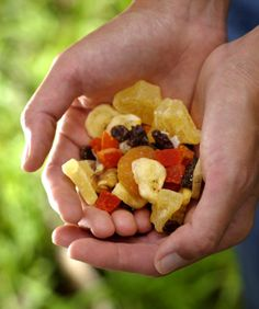 Quick Snacks That Pack a Healthy Punch: Trail Mix
