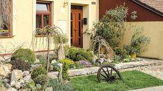 Půvab detailu Aarhus, Outdoor Structures, Patio, Outdoor Decor, Gardening, Plants, Art, Art Background, Lawn And Garden