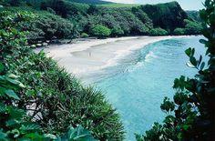 HAMOA BEACH IN MAUI…