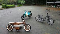 Street Cub  Custom Cub  Bobber  Dax Honda