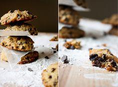 GLUTEN-FREE COCONUT CHOCOLATE CHIP COOKIES