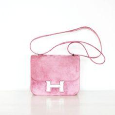 Bag: hermes designer shoulder hermes pink pastel  crossbody hand pink gift ideas
