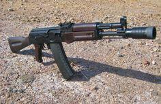 AK-105 Rifle