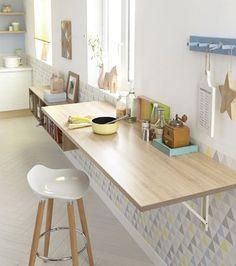 Relooker sa cuisine pour moins de 150 euros : des idées pour petit budget - Côté Maison