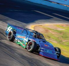 Lucas Oil Modified Series' Topless 100