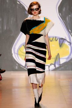 Tsumori Chisato   Fall 2014 Ready-to-Wear Collection   Style.com