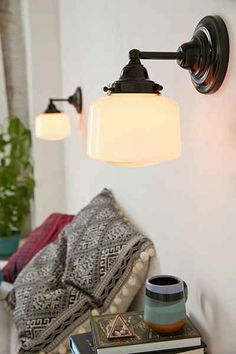 Schoolhouse Sconce - Urban Outfitters