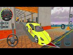 Car Wash Garage Service Workshop - Gas Service Sport Car Simulator - Android Gameplay - YouTube
