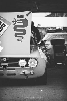 btwlphotography:  Alfa Romeo GT : Nurburgring 24hr Classic : B series