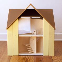 All kids wish for their very own tree house with features like these. Pull up the rope ladder to keep out unwanted visitors, make a quick escape down the slide or camp under the stars in your own slee