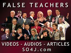 False Teachers Videos Audios Articles - SO4J-TV - SO4J.com