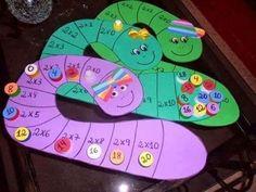 30 Ideias para reforçar números, letras e formas geométricas. - Educação Infantil - Aluno On Fraction Activities, Class Activities, Math Games, Math For Kids, Diy For Kids, 1st Grade Centers, Math Stem, List Of Jobs, Job List