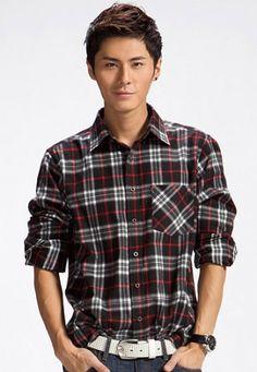 Check Shirt C18 | www.changingrm.com/men-with-charm/207-check-shirt-c18.html