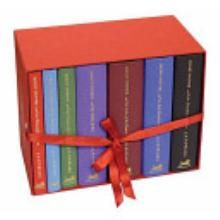Harry Potter Boxed Set - the best series I've read
