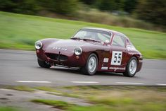 #55 Austin-Healey Sebring Sprite - Curborough Sprint Course