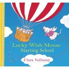 Starting School by Clara Vulliamy