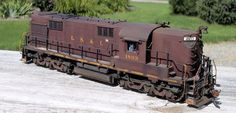 For some people, collecting toy trains isn't just another hobby or interest; The concept of collecting toy trains has been N Scale Model Trains, Model Train Layouts, Scale Models, Train Car, Train Tracks, Rr Car, Weather Models, Garden Railroad, Ho Trains