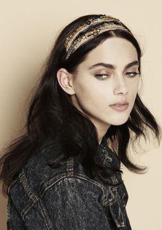 Sweetpea Headbands by Jennifer Behr :: hair :: head band:: crystal :: accessory ::