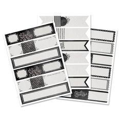 We R Memory Keepers Envelope Wraps - BLACKBOARD - 18 pcs  #WeRMemoryKeepers