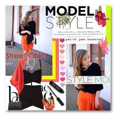 """Street Chic"" by tasnime-ben ❤ liked on Polyvore featuring Bensimon, KAROLINA, Yves Saint Laurent, Topshop, H&M, Bobbi Brown Cosmetics, Ilia and stylemoi"