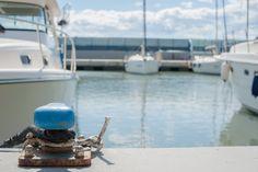 Ormeggiando in banchina #relax #mare #porto #marina