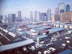 Aujourd'hui j'ai redécouvert le marché de #Tsukiji sous un autre angle _  d'infos: http://ift.tt/1VY9jvH (by ungaijinaujapon)