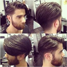 """New """"boy hairstyles images"""" Trending Boy Amazing hairstyle pic collection 2019 Long Face Hairstyles, Cool Hairstyles For Men, Hairstyles Haircuts, Haircuts For Men, Medium Hair Cuts, Medium Hair Styles, Hair And Beard Styles, Curly Hair Styles, Gents Hair Style"""