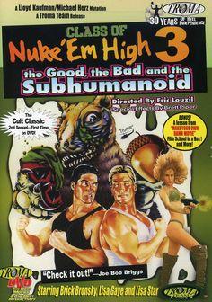 Class Of Nuke 'Em High Part 3
