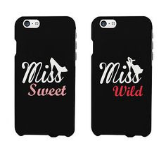 Sweet and Wild BFF Phone Covers - iphone, Samsung Galaxy S, LG G3, HTC One M8