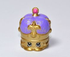 EXCLUSIVE Shopkins Season 8 CROWN JULES World Vacation Europe PRECIOUS JEWELS #MooseToys