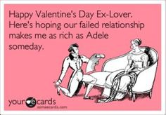 Anti-Valentine's Day Cards: 12 E-Cards You Wish You Could Send To Your Ex