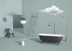 #TERZOPIANO • A #CLOUD IN THE #ROOM •