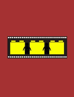 The Lego Movie - Minimalist Poster