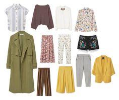 База by explorer-14667709373 on Polyvore featuring polyvore, fashion, style, MANGO, clothing, mango, base and makarova