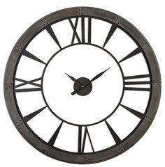 Ronan Wall Clock, Large