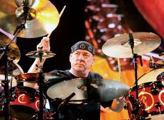 and-the-distance:  Neil Peart - Rush