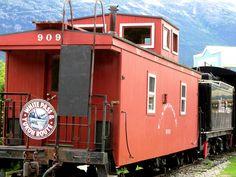 Disney Cruise Line Skagway, Alaska Train Excursions: Compare/Contrast