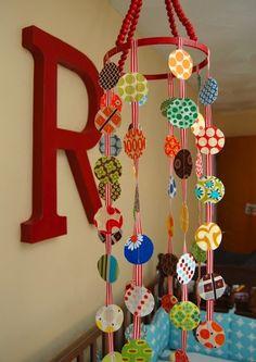 DIY nursery-decor collection