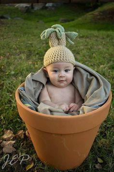This crochet Mandrak