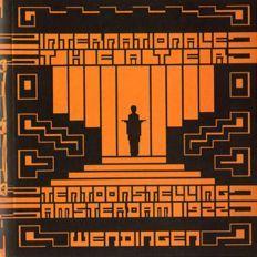 Wendingen, Dutch magazine about architecture & art - around 1930's